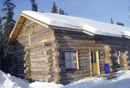 Property Photo: Snowbear log cabin