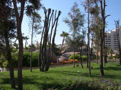 Marina D'Or gardens