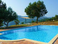 the pool 6,5x13m