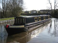 Property Photo: Grace - Our 58ft Luxury Narrowboat