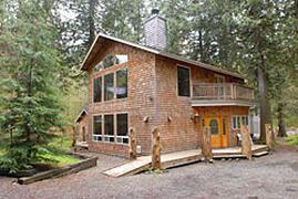 Property Photo: Eagle Falls Lodge