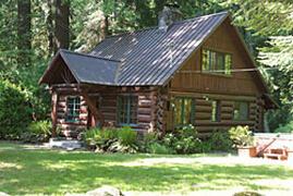 Property Photo: Dancing Bear Log Cabin