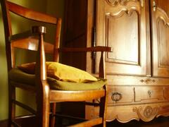 French refined furniture and decoration