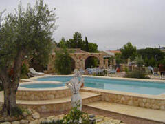 Property Photo: Garden and Pool