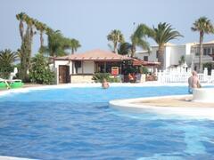 The complex/ pool bar