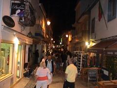 Alvor at Night