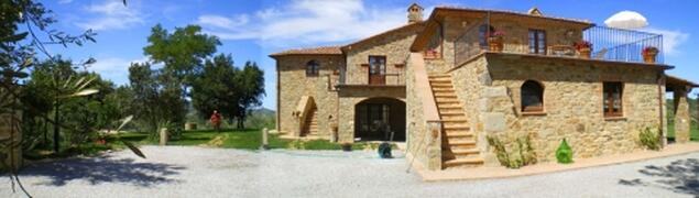 Agriturismo Castagnatello Farmhouse