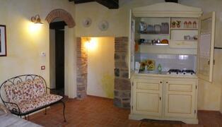 Ginestre apartment's kitchen