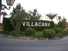 Entrance to Villacana