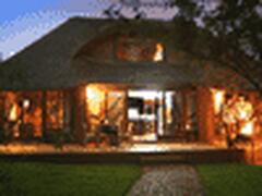 Bush Cottage in a Safari Game Reserve