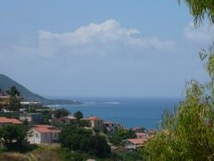 The view from Casa Angela
