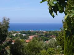 A view from Casa Angela