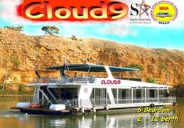 Property Photo: Cloud9houseboat at