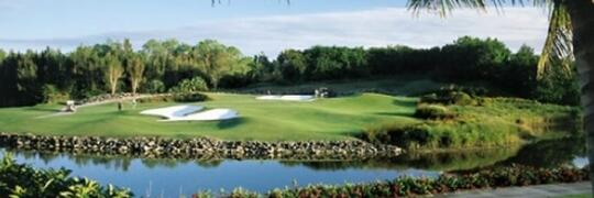 Access to 2 Championship golf courses
