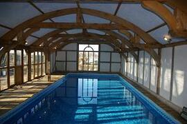 Property Photo: heated indoor pool