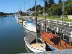 Property Photo: Moyne River Port Fairy Wharf