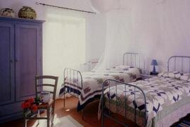 the azzurra bedroom