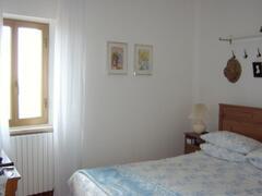 Main bedroom with fantastic views