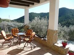 pretty terrace