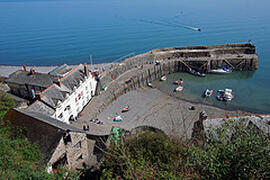 Property Photo: Clovelly-Our Neighbouring village
