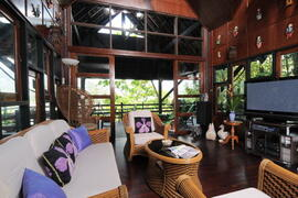 Property Photo: Living room  Villa A
