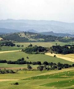 Saturnia - The landskape
