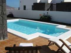 Property Photo: Heated swimming pool