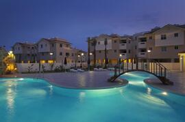 Property Photo: Resort at Night