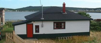 Property Photo: Newfoundland Cottage at Heart's Delight  Authentic Restored 1930's  Fisherman's Home