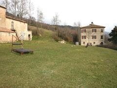 Property Photo: Villa & lawn