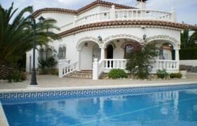 Property Photo: Villa and pool