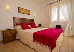 Property Photo: King size bedroom, attractively accessorised