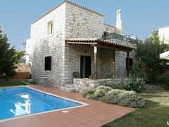 Property Photo: Exterior view of the villa