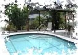 Property Photo: Pool with electrical pool heater