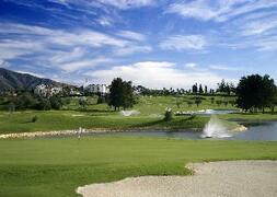 stunning views across Golf course
