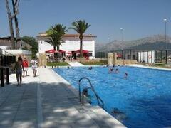Trabuco village pool