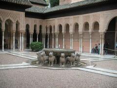 Granada - Alhambra palace