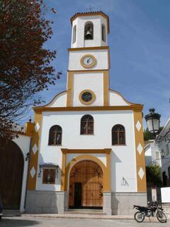 Trabuco church