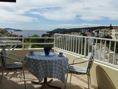 Property Photo: Sea view balcony-MORE(sleeps 2-4 persons