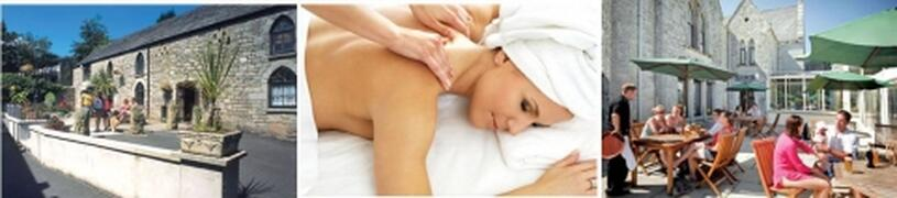 Spa treatments available at the on site Indigo Spa payable locally