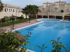Property Photo: Large Communal Pool