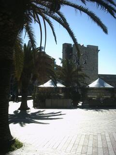 Near to the house: the Santa Croce Terrace