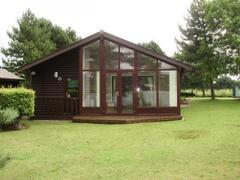 Property Photo: A Lakeside Lodge