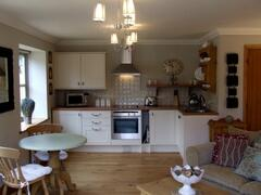Property Photo: Lovely Kitchen and Dining Area