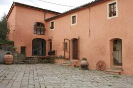 Property Photo: Villa Pacinotti, the farmhouse