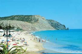 Property Photo: Praia da Luz beach