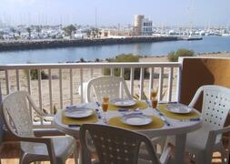 Property Photo: Dining with a view!