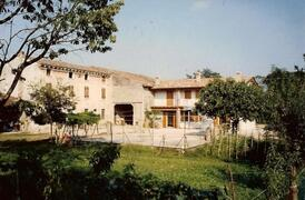 typical farm house