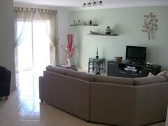 Property Photo: Area of the spacious lounge