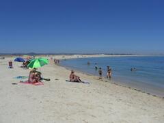 Armona Beach in August